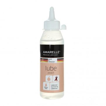 Amarelle Peach, Waterbased Lubricant, 250 ml (8,5 oz)