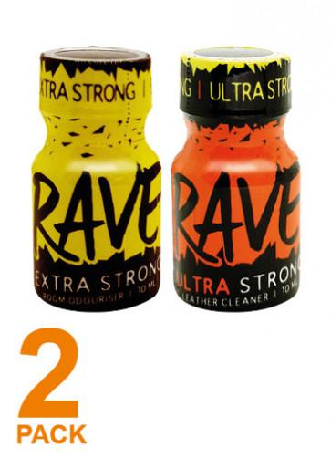 RAVE - DANCEFLOOR 2 PACK