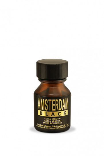 Amsterdam Black 10ml
