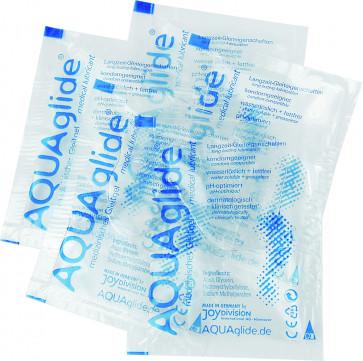JoyDivision AQUAglide Water Based Lubricant, 3 ml, 1 Portion