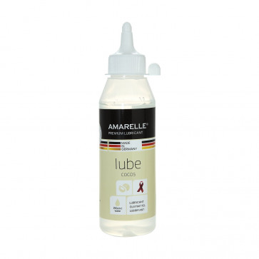 Amarelle Cocos, waterbased lubricant, 250 ml (8,5 oz)