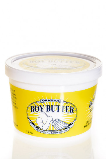 Boy Butter original, 473 ml (16 oz)