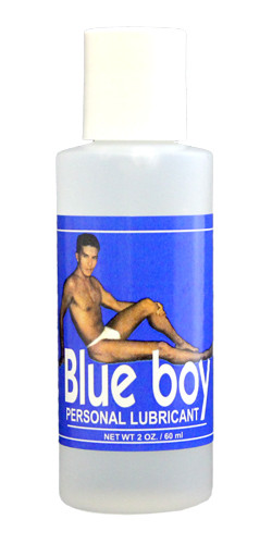 BLUE BOY Personal Lubricant, 60 ml (2 oz)