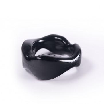 ZIZI XXX TORPEDO, Cock Ring, BLACK, Ø 4,5 cm (1,7 in)