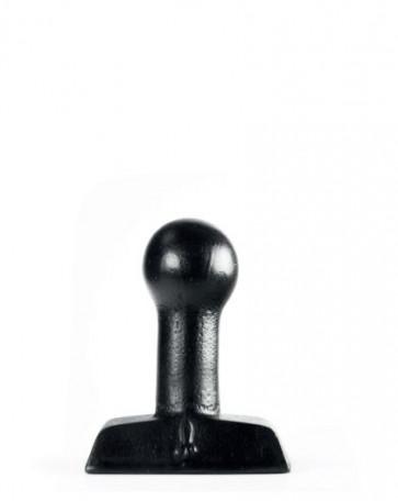 ZIZI XXX MINIMAX, BLACK, 6,5 cm (2,5 in), Ø