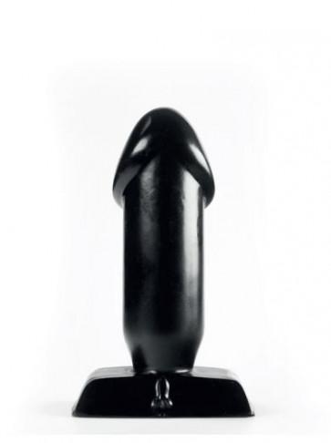 ZIZI XXX KOKKU, BLACK, 10 cm (3,9 in), Ø 4,5 cm (1,7 in)