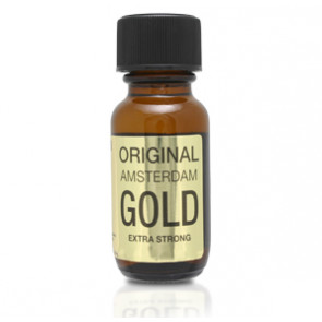 Original UK Amsterdam Gold 25ml
