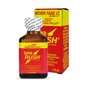 Super Rush Red Boxed 30ml