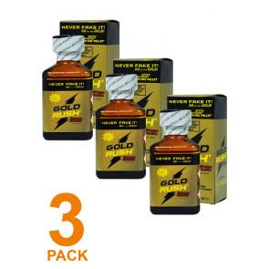 KLONDIKE GOLD RUSH - 3 Pack
