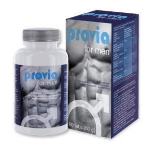Cobeco Provia for Men, Sexual Health Supplement, 60 capsules