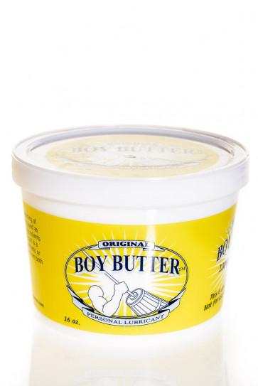 Boy Butter Original, Natural Oil-based Lubricant, 455 g (16 oz.)
